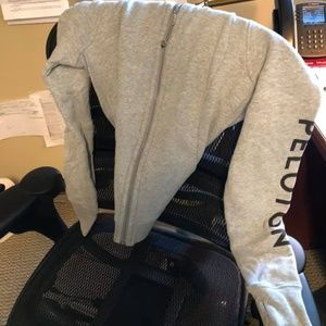 Peloton LuLulemon Scuba Hooded Sweatshirt